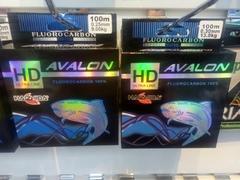 Леска Avalon HD Ultra флюрокарбон