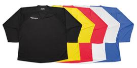 Майка хок. тренир. Fisher JR арт.Н03816 р.XS-XXL (р.XL. цв.черный)