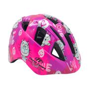 Шлем велосиппедный ТТ Gravity арт.100 детский (цв.розовый)