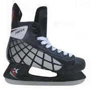 Коньки хоккейные Tempus Power арт.PW-206A р.34-47 (р.45)