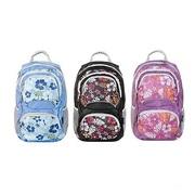 Рюкзак школьный с застежкой-молнией, цв.мультиколор, Monkking, HSB-A1085-S