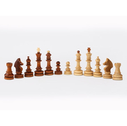 Шахматы гроссмейстерские (d=30-35 мм, h=55-107 мм)