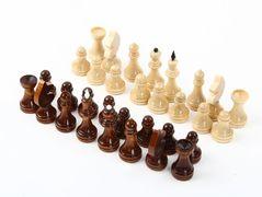 Шахматы лакированные (d=24мм,h=44-70мм)