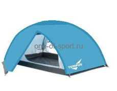 Палатка Tempus Fisherman 3 (70+200+70)х210х125