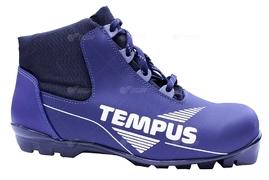 Ботинки лыжн. Tempus SNS (синт.) (р.39, цв.синий)